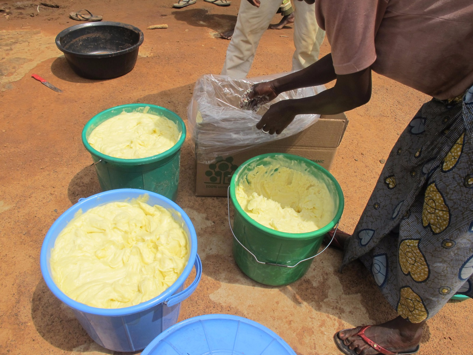 Shea Butter Production